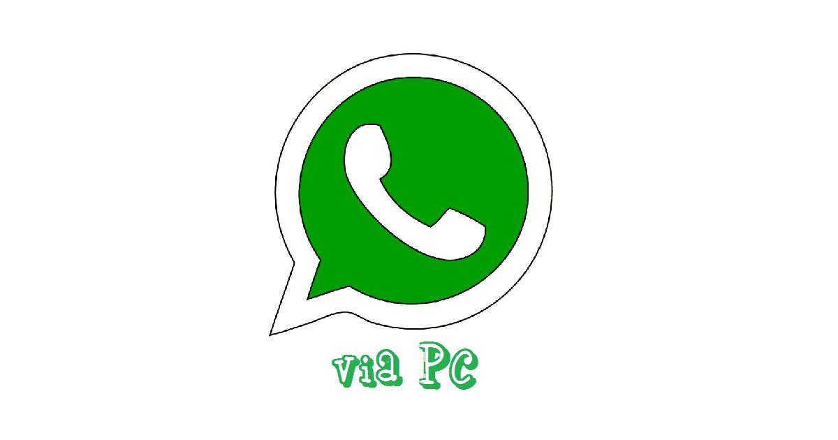 Pentingnya Mengakses WhatsApp melalui PC Beserta Caranya