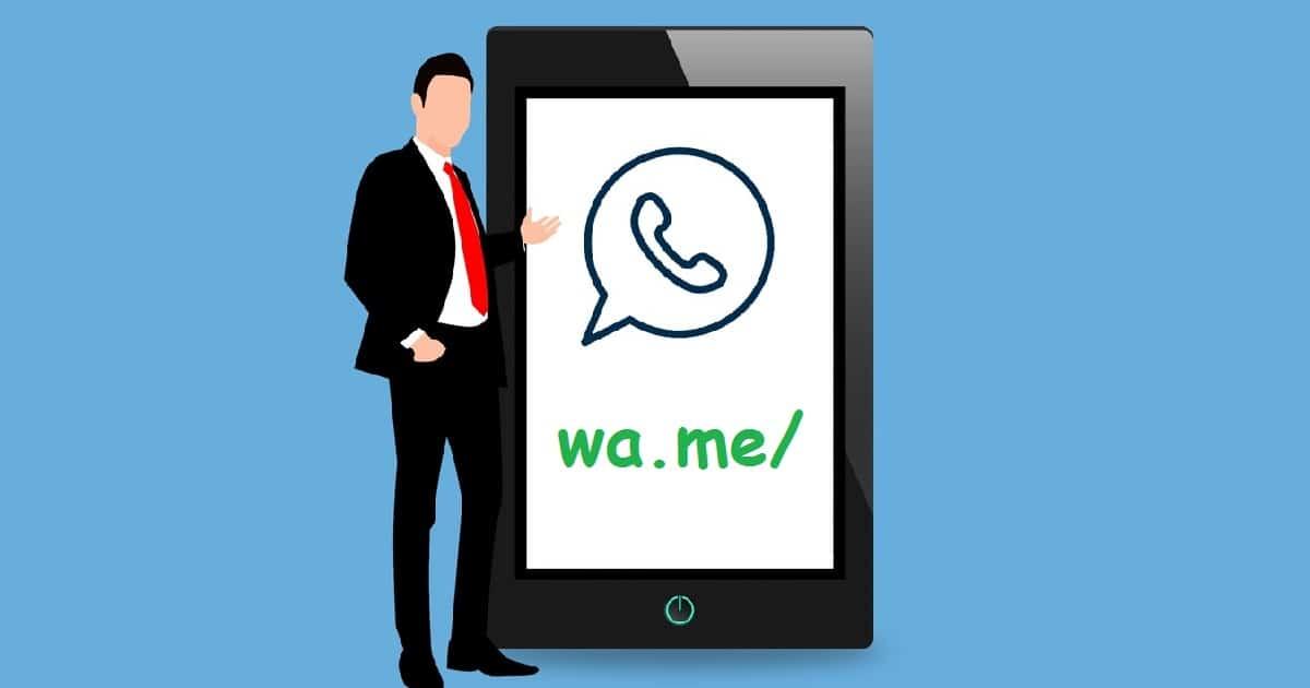 Membuat Link WhatsApp WA.ME Mudah Tanpa Kode